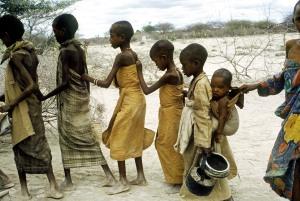 starvation,