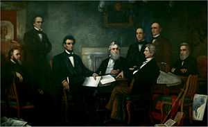President Lincoln's Emancipation Proclamation January 1, 1863