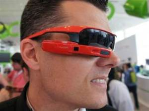 Recon Jet Google Glasses(Expected to cost $400 to $600)