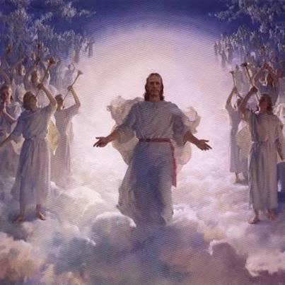 Jesus in Light