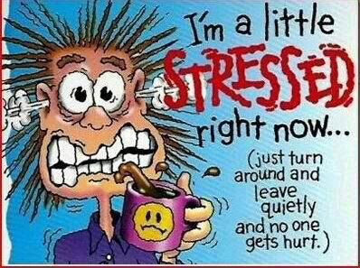 A Little Stressed