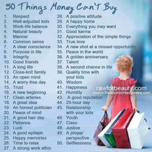 50-things-money-cant-buy